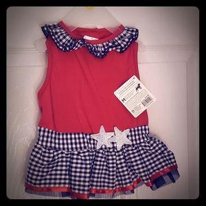 Patriotic 🇺🇲 Dog 🐩 Dress